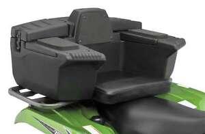 Details About New Quadboss Rear Lounger Atv Trunk Rear Seat 2005 2015 Kawasaki Brute Force 750