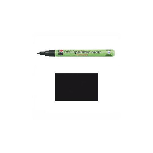 Spitze 1-2mm Marabu Deco Painter schwarz