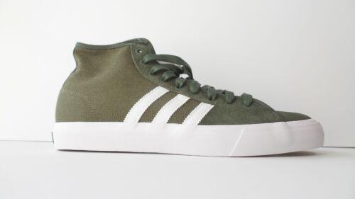 Vert Chaussures High Taille Hommes 10 Décontractées Adidas Baskets Matchcourt Rx Skate Y9EIDH2eW