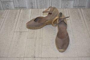 34dd9ecac362 Toni Pons Lloret 5 Wedge Sandals - Women s Size 7.5 - Taupe