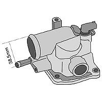 TRIDON-Std-Thermostat-For-Mercedes-Sprinter-616-CDI-04-02-12-06-2-7L-OM612