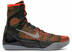 Nike Kobe 9 IX Elite Strategy Sequoia