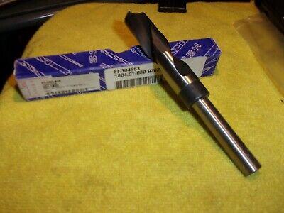 uxcell 12.8mm Straight Shank 1 inches Drilling Diameter HSS Twist Drill Bit