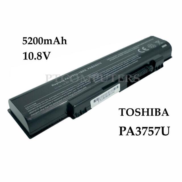 PA3757U-1BRS PABAS213 Laptop Battery for Toshiba Qosmio F60 F750 F755
