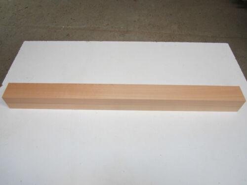 1 Buche Tischbein €29,99//m 80x80x1000mm 4-seitig gehobelt Kantholz Leimholz