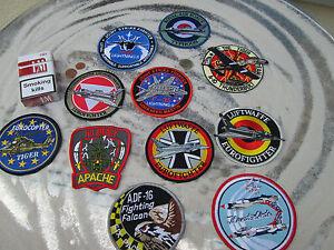 Patch-Aereo-Caccia-Fighter-Tornado-mig-29-RAF-LUFTWAFFE-Aircraft-yakair