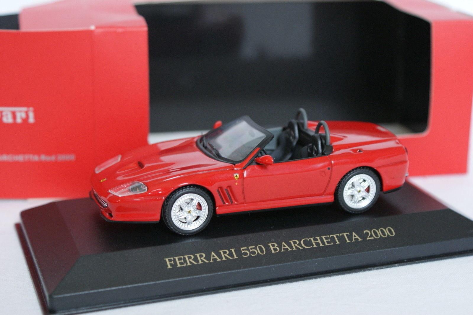 Ixo 1 1 1 43 - Ferrari 550 Barchetta 2000 a94774