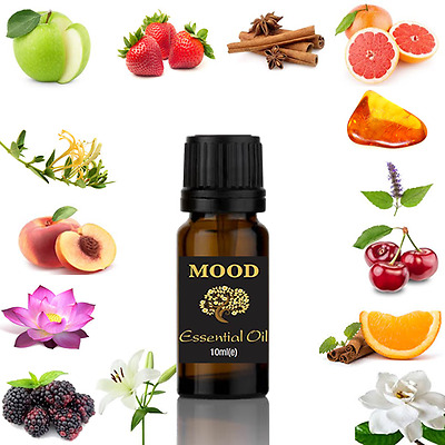 10ml Fragrance Oils For Pot Pourri, Oil Burners - (Home Scent Aromatherapy)