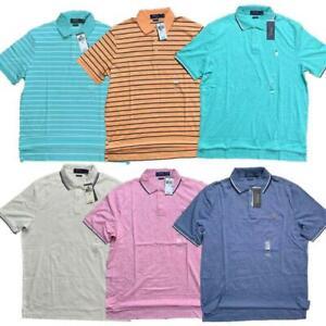 NWT-Polo-Ralph-Lauren-Men-SOFT-TOUCH-Polo-Shirt-Colour-Pony-Short-sleeve