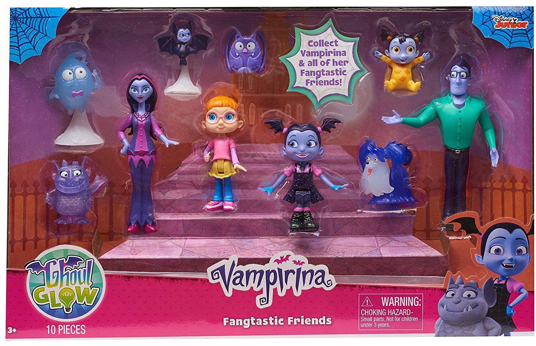 Vampirina Fangtastic Friends Set Assortment