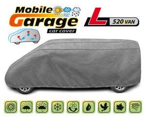 Housse-de-protection-voiture-L-520-cm-pour-VW-Transporter-T5-Impermeable
