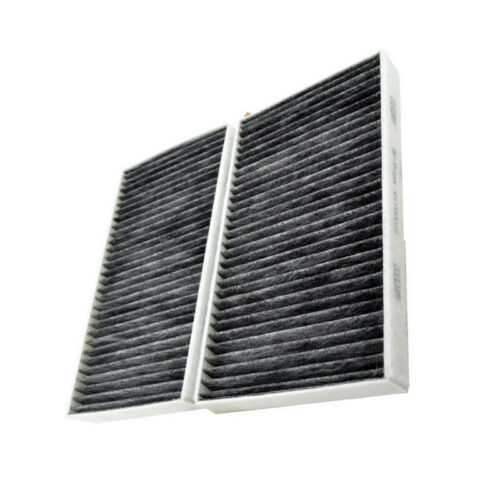 1 Pair Cabin Air Filter For Chevrolet Silverado Suburban For GMC Sierra Yukon XL