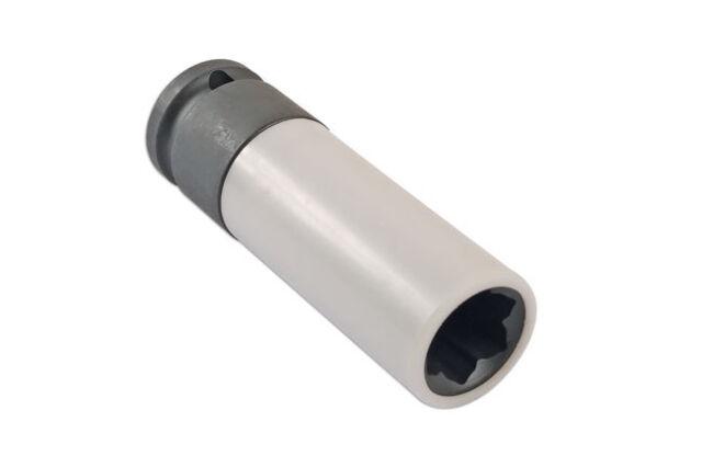 Laser Tools 6247 Wheel Nut Socket - Mercedes-Benz 17mm