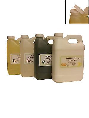 PURE ORGANIC EMU OIL NATURAL FRESH AUSTRALIAN   2 OZ 4 OZ 8 OZ -128 FL.OZ/7 LB