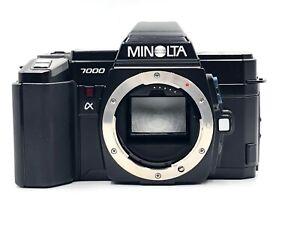 Minolta-Maxxum-7000-7000-35mm-SLR-Film-Camera-Body-Only-from-Japan