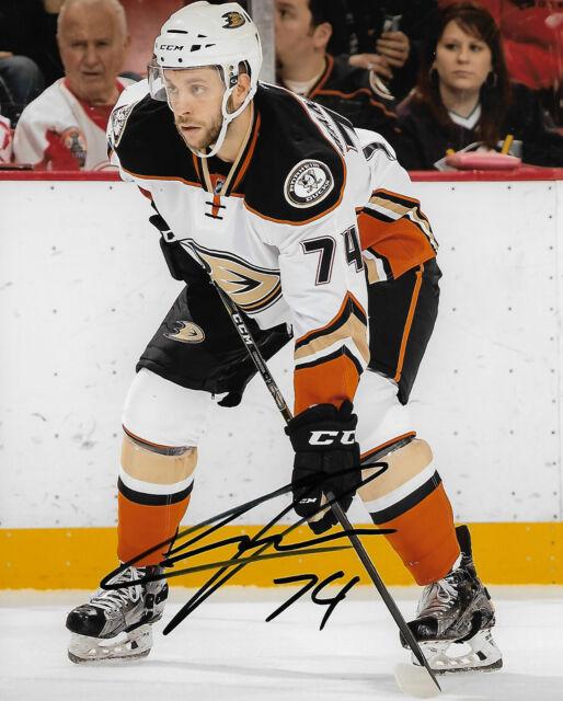 Anaheim Ducks Joseph Cramarossa Signed Autographed 8x10 Photo COA C