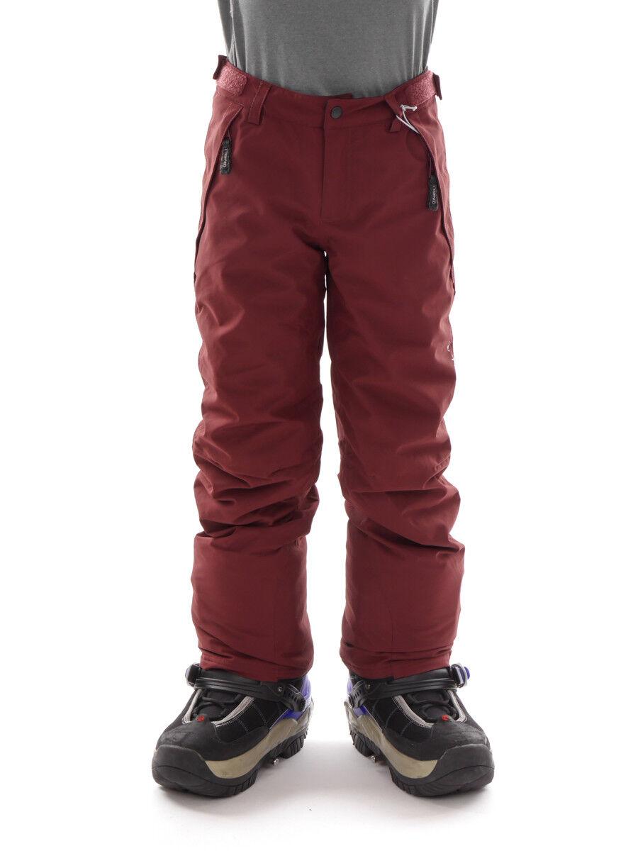 O´Neill Skihose Snowboardhose Anvil red reflektierend wasserabweisend