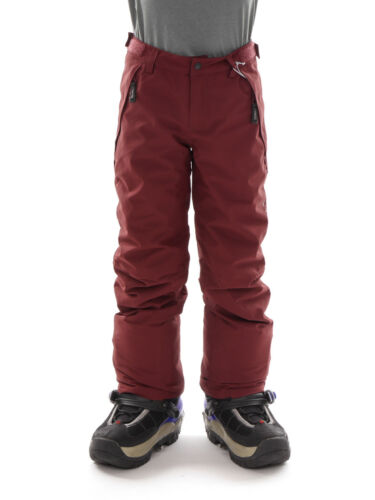 O´neill Ski Trousers Snowboard Trousers Anvil Red Reflecting Water Resistant