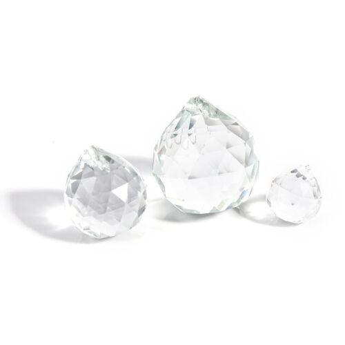Glass Crystal Balls Prism Chandeliers Hanging Pendant Lighting Ball DecorsRh