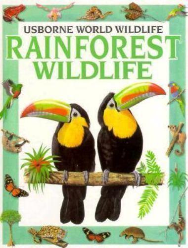 Rainforest Wildlife by A. Cunningham