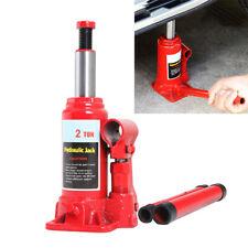 2 Ton Heavy Duty Hydraulic Bottle Jack Automotive Car Repair Shop Lift Tool