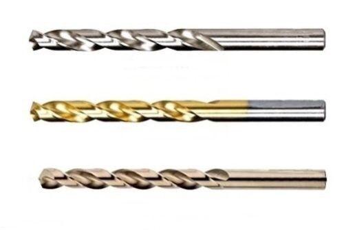 Edelstahlbohrer - Metallbohrer - Titan - Kobaltlegierung 1 - 13 mm  HSS DIN 338