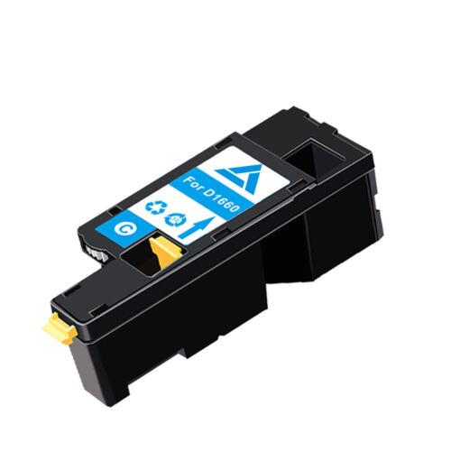 High Yield C1660 332-0399 Toner Cartridge Lot For DELL Laser C1660w C1660cn