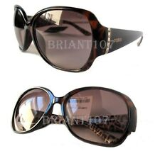 New GUESS GF0284 Amber-Gold/Brown Womens Sunglasses $80