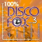 CD 100% Disco Fox Volume 3 de Various Artists