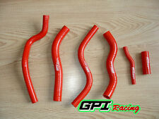 FOR Honda CR125 CR125R 1990-1997 1994 1995 1996 1997 97 96  95 radiator hose RED