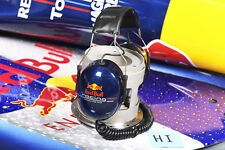 H-1 PIT CREW HEADSET RED BULL RACING RENAULT F1 4 TIMES WORLD CHAMPIONS  F1-247