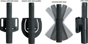 ASP-Federal-Scabbard-Set-Fits-any-F-16-baton-Black-polymer-construction-Retain