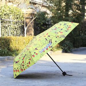 Anime-Pikachu-Umbrella-PokeMon-Go-Cartoon-Children-Kids-Parasol-Birthday-Gifts