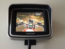 TomTom RIDER 2 Motorcycle 2nd Edition GPS Navigation USA CANADA MAPS