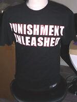 T-shirt Catch Wwe Batista Punishment S,m,l,xl,2x,3x,4x Homme/men/enfant \o/