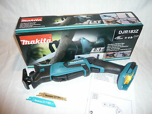 makita 18v akku recipros ge djr183z s bels ge s ge djr 183 hnl djr bjr 181 z ebay. Black Bedroom Furniture Sets. Home Design Ideas
