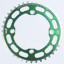 Porkchop BMX Chop Saw I single speed bicycle chainring 41T 4 bolt 104 bcd GREEN