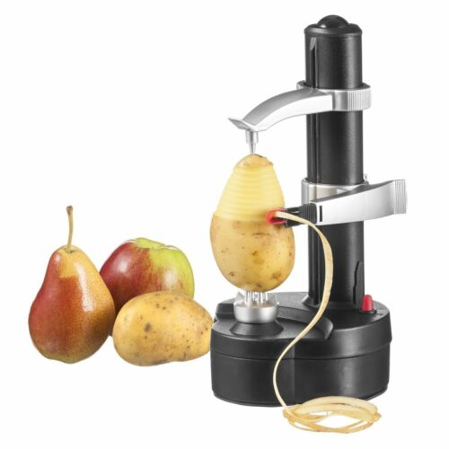 Automatic Potato Peeler Machine Electric Fruit Apple Vegetables Peeling Tool