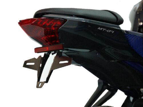 2014-2020 INT OB Kennzeichenhalter IQ4 für Yamaha MT-07