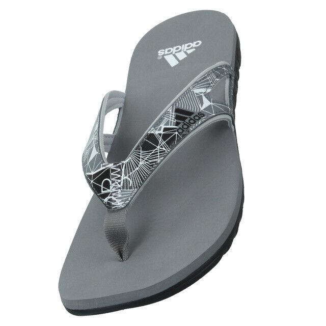 Adidas Mens Calo 5 Sandals Graphic Flip Flops Slides Sandals 5 Thong Slippers - B40347 2012d0
