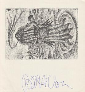ARIK BRAUER --- original signiert - C6#36