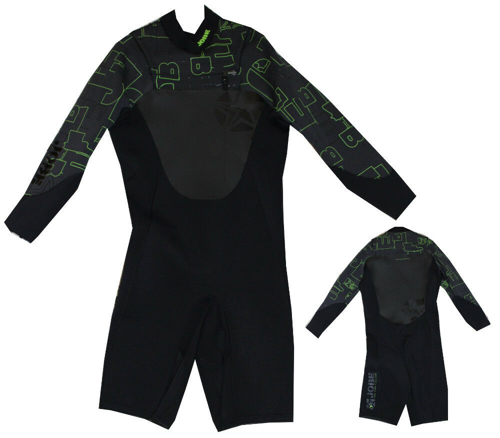Jobe Exceed Series Neoprene SIZE Men's Sup B-Grade Surfing Wakeboard Waterski Rp