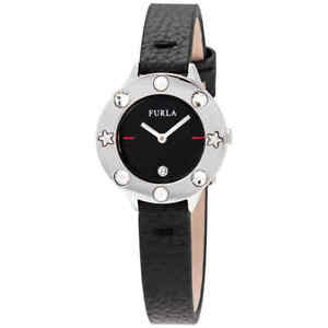 Furla-Club-Black-Dial-Ladies-Watch-R4251109529