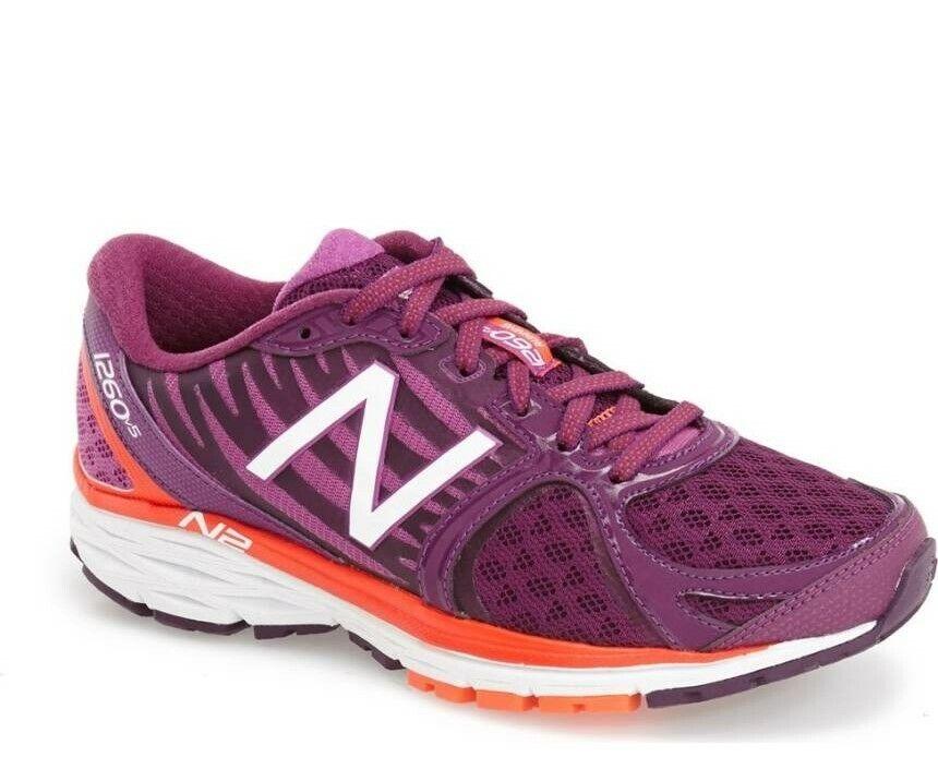 New balance para mujer  1260 v5' púrpura tenis De Correr D - 232259