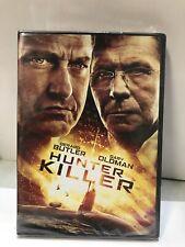 Hunter Killer DVD 2019 Gerard Butler Gary Oldman