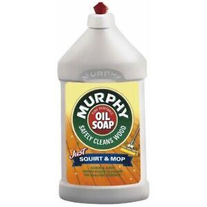 Murphy 1150 Oil Soap Squirt And Mop Wood Floor 32 Oz Ebay