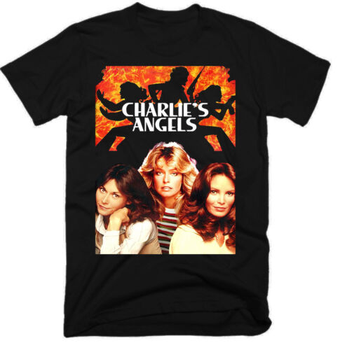 homme Charlies Angels M0040 100/% coton T-shirt