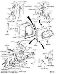 Ford Liftgate Parts