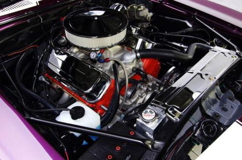 1967 1968 1969 Pontiac Firebird 3 Row Champion WR Radiator Big Block Radiator