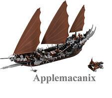 Lego® Lord of The Rings LOTR Pirate Ship Ambush W/ Minifigures | 79008